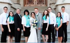 Family, Shay's wedding